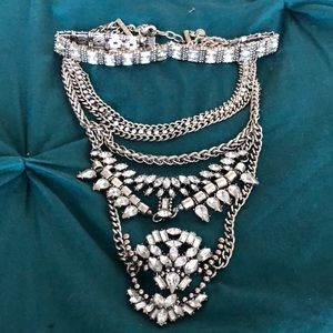 Baublebar Statement Necklace with Choker